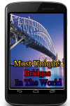 Most Unique Bridges In The World screenshot 1/3