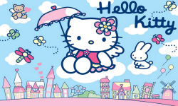 Wallpaper HD Hello Kitty screenshot 2/6