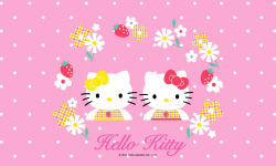Wallpaper HD Hello Kitty screenshot 3/6