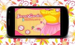 Secret Garden Manicure Princess screenshot 3/3