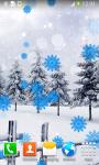 Snow Live Wallpapers screenshot 2/6