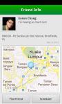 Friendslocat screenshot 2/3
