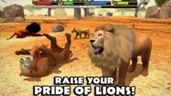 Ultimate Lion Simulator original screenshot 1/6