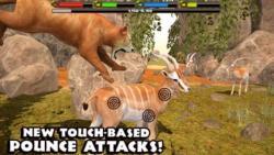 Ultimate Lion Simulator original screenshot 4/6