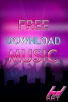 Get Music for Android screenshot 1/2