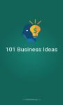 101 Business Ideas screenshot 1/5