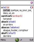KODi English-French Dictionary screenshot 1/1