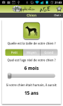 Animal Age Calculator Mypplication screenshot 1/2