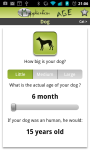 Animal Age Calculator Mypplication screenshot 2/2