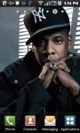Jay-Z Live Wallpaper screenshot 1/3