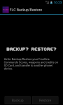FLCBackup - Frontlie Commando Backup screenshot 1/3