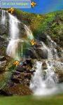 Magic Butterfly Waterfall Live Wallpaper screenshot 4/4
