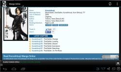 Black Butler Fan App screenshot 3/3