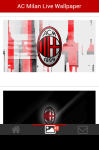 AC Milan Live Wallpaper Images screenshot 4/6