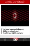 AC Milan Live Wallpaper Images screenshot 5/6