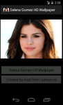 Selena Gomez HD Wallpaper Free screenshot 2/6