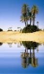 Desert Lake Live Wallpaper screenshot 1/3