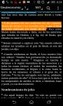 Santa Biblia en Español screenshot 1/3