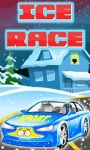 Snow Ice Car Race screenshot 1/2