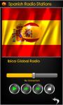 Spanish Radio Stations screenshot 3/4