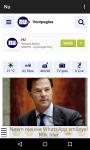 Dutch news and weather in Dutch screenshot 3/3