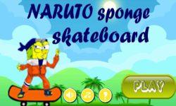 Naruto Sponge Run Game screenshot 1/6