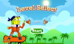 Naruto Sponge Run Game screenshot 3/6