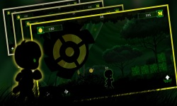 Alien walk on Green Wonderland screenshot 1/5