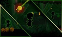 Alien walk on Green Wonderland screenshot 2/5