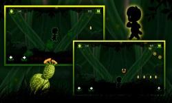Alien walk on Green Wonderland screenshot 4/5