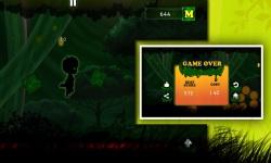 Alien walk on Green Wonderland screenshot 5/5
