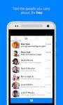 facebook messenger service screenshot 1/1