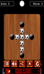 Soccer Brainvita games screenshot 3/5