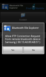 Blutooth_Explor screenshot 1/3