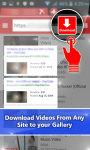 VIDEO Hidden downloader screenshot 3/3
