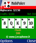 MobiPoker screenshot 1/1