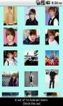 Justin Bieber Droid Wallpapers free screenshot 1/3