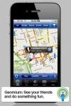 Geomium: Find Friends, Bars, Restaurants, Events and Deals Near You screenshot 1/1