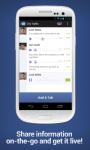GroupVox - PTT for Facebook screenshot 1/5