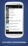 GroupVox - PTT for Facebook screenshot 2/5