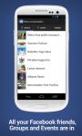 GroupVox - PTT for Facebook screenshot 3/5