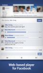 GroupVox - PTT for Facebook screenshot 5/5