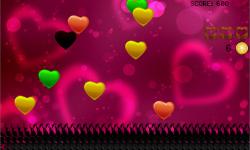 Falling Hearts screenshot 2/3
