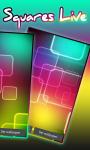 Rainbow Squares Live Wallpaper free screenshot 1/3