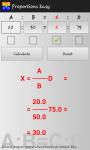 Proportions Easy screenshot 2/4