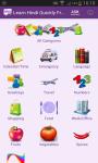 Learn Hindi Quickly Free screenshot 1/4