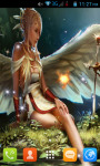 Angels Live Wallpaper Best screenshot 4/5