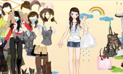 Girl Dressup VI screenshot 1/4