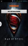 Superman Live Wallpapers screenshot 1/4