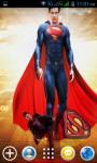Superman Live Wallpapers screenshot 3/4